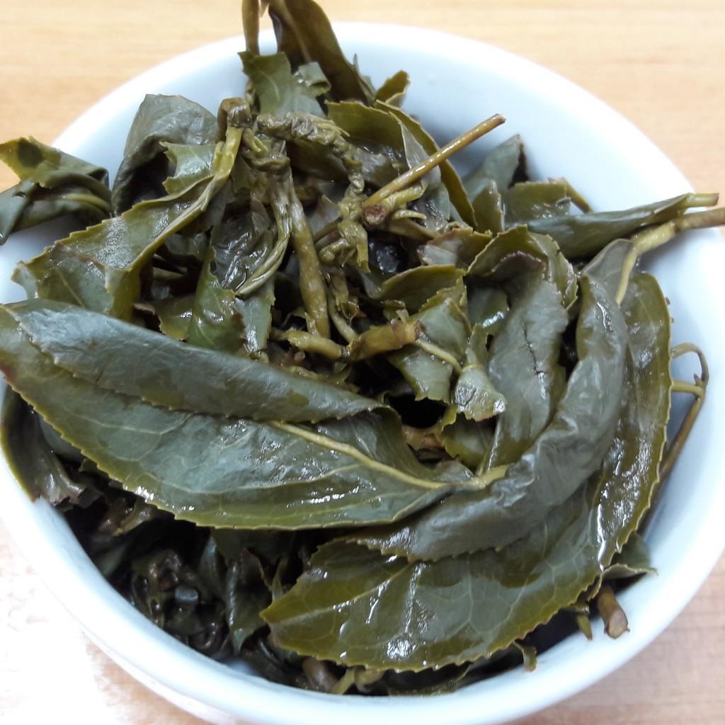 臻德梨山茶