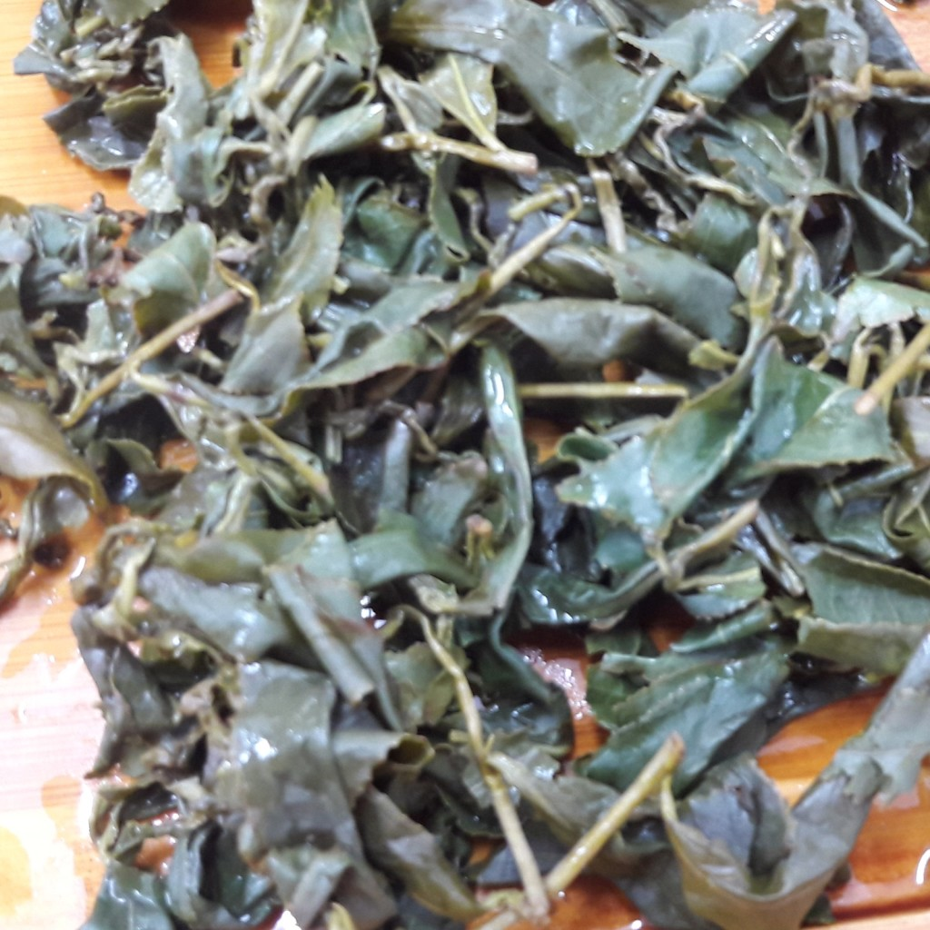 杉林溪高冷茶
