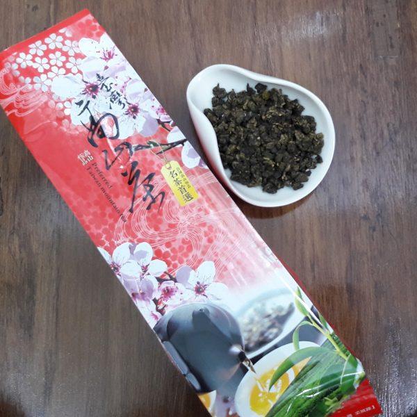輕焙金萱茶