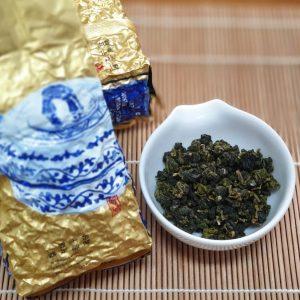 杉林溪手採高山茶茶葉禮盒