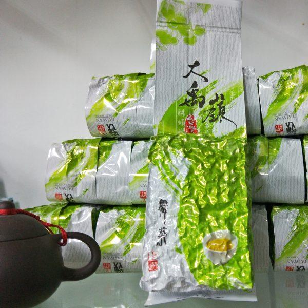 茶葉批發-臻德高山茶