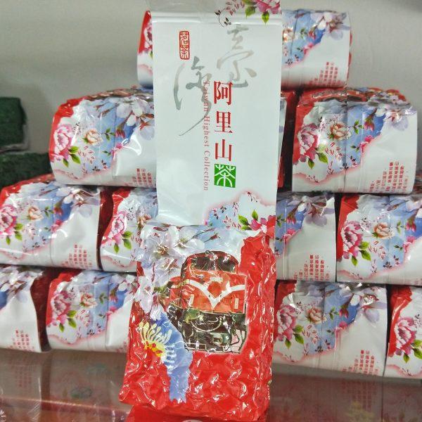 阿里山台灣印記高冷茶