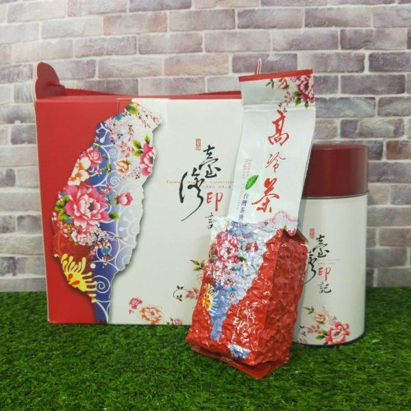 台灣印記-高冷茶葉提盒 -臻德茶葉