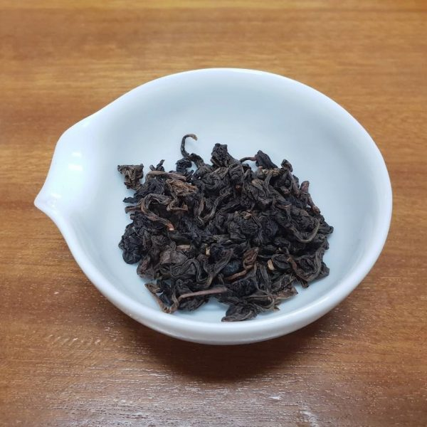 陳年烏龍老茶-臻德茶葉批發