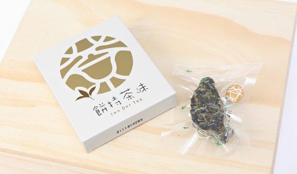 餅持茶味-造型小茶餅