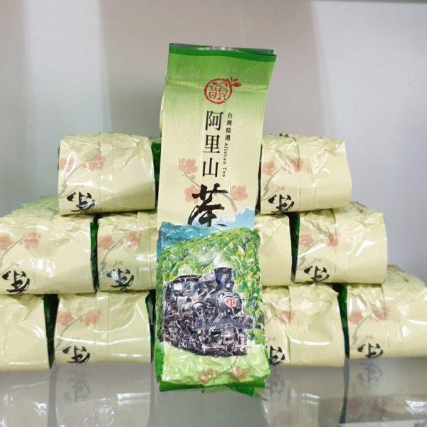 Alishan Selected hand-picked JinXuan tea